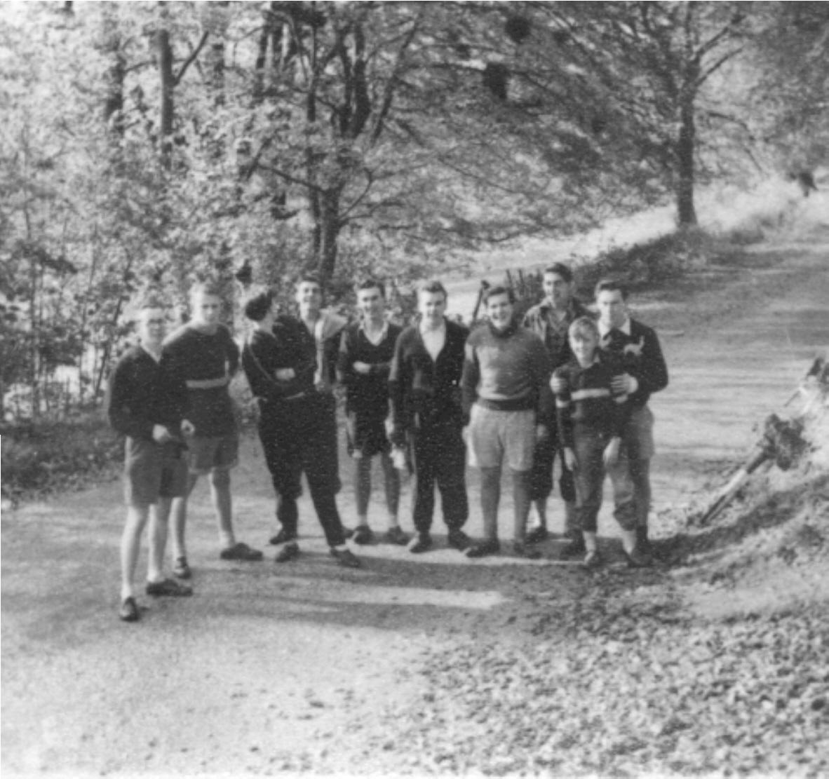 The Northwood Wheelers near Princes Risborough